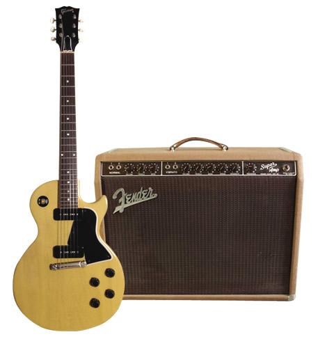 エレキギター&アンプ